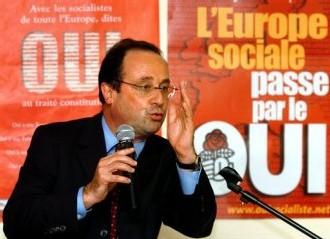 Hollande craint une répétition du 21 Avril 2002, il demande aux élus PS de ne pas parainner des candidats exterieurs au PS