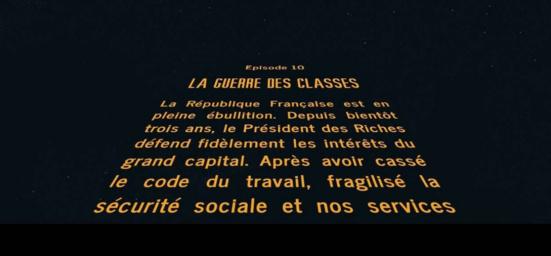Un député communiste détourne Star Wars pour dénoncer la réforme des retraites