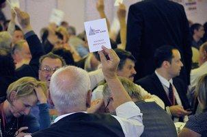"""VIIIème congrès du KSCM : """"L'objectif est une société juste : le socialisme"""""""