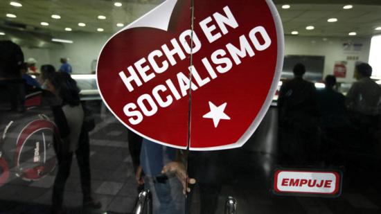 Le socialisme bolivarien est solidement ancré dans la réalité du pays