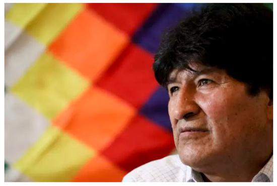 Bolivie : Evo Morales empêché de se présenter au Sénat