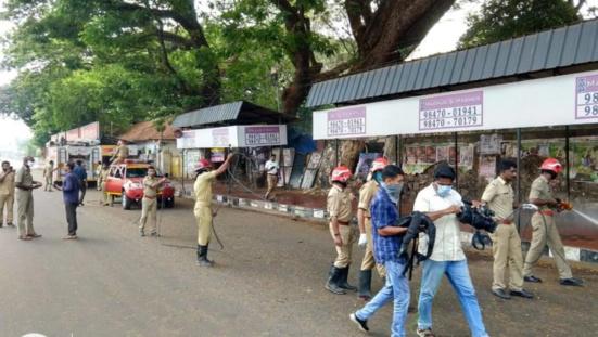 Le Kerala communiste met à l'arrêt tous les secteurs non indispensables