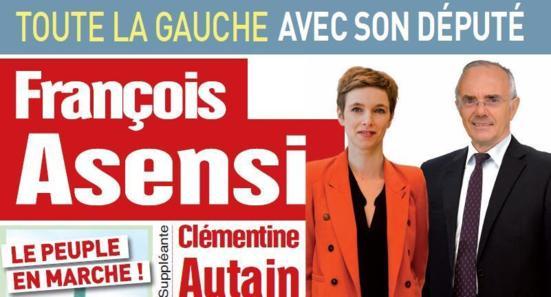 Dimanche élisons que les députés Front de Gauche