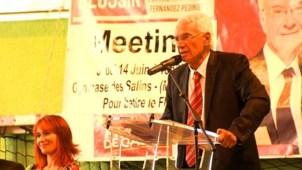13eme: L'union de la gauche autour de Gaby Charroux contre le FN.