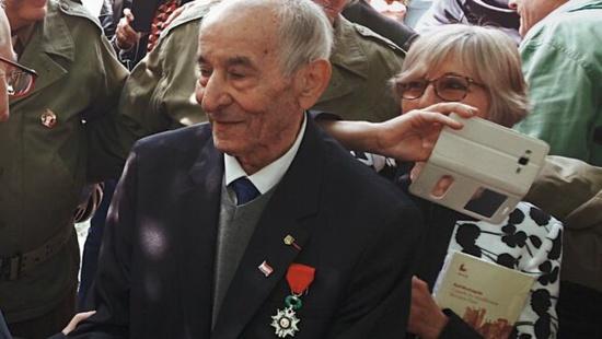 """Rafael Gómez, dernier survivant de """"La Nueve"""", est décédé des suites du Covid-19"""