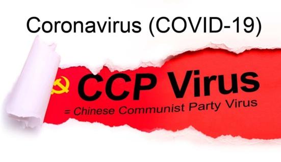 """Ne dites plus Covid-19 mais """"Chinese Communist Party Virus"""", la nouvelle campagne venue du """"Monde libre"""""""