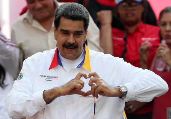 Lettre du président Nicolás Maduro au peuple des Etats-Unis