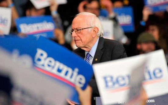 Bernie Sanders annonce l'arrêt de sa campagne pour l'investiture démocrate