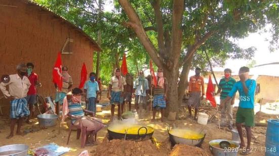 Bengale occidental (Inde): Les trois tâches des militant.e.s communistes