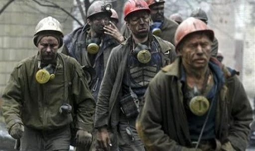 Les mineurs du Donbass entrent en grève contre les oligarques et le capitalisme
