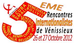 5emes rencontres internationalistes de Vénissieux