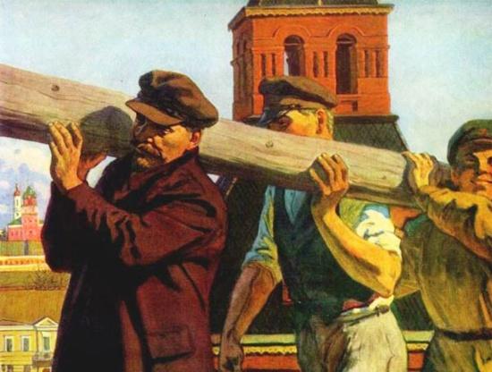 Lénine, le pionnier d'une politique environnementale socialiste