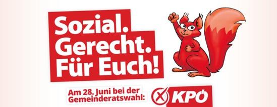 Le Parti Communiste (KPÖ) continue sa progression dans les élections locales de Styrie (Autriche)