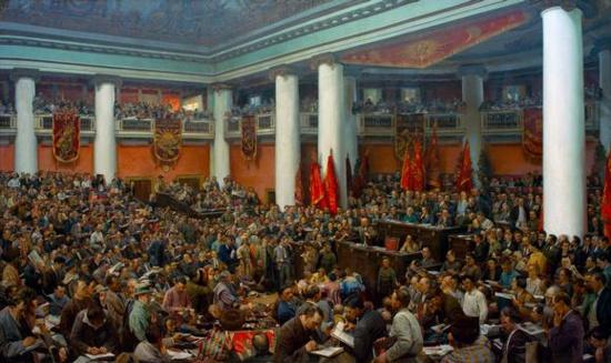 Il y a 100 ans, le 2nd Congrès de l'Internationale Communiste décidait ses 21 conditions d'adhésion