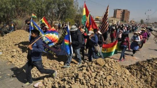 Le parquet bolivien poursuit Evo Morales, les candidats du MAS et le chef de la COB