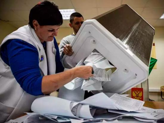 Sur les résultats des élections législatives partielles en Russie