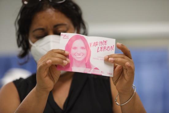 Karine Lebon (PLR) en tête du scrutin dans la 2ème circonscription de La Réunion