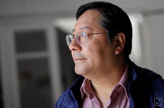 """Luis Arce: Le nouveau président bolivien reconnu pour son """"miracle' de croissance socialiste"""