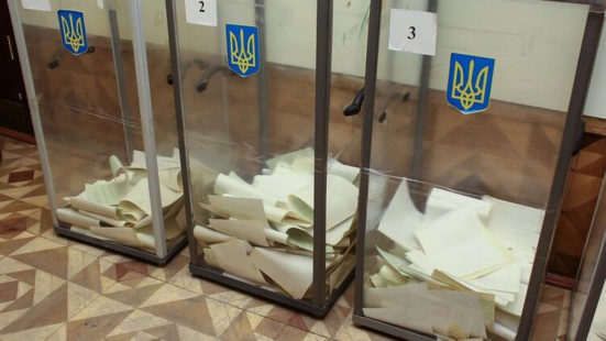 Les ukrainien.ne.s boudent les élections locales