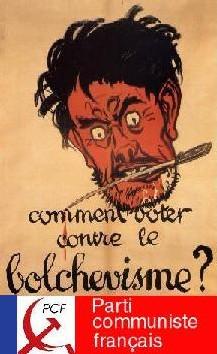 Méchant les communistes