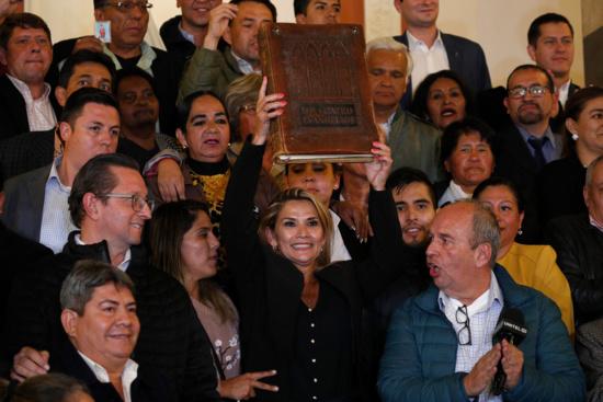 Jeanine Áñez n'a pas réussi à fuir la Bolivie, les putschistes commencent à tomber