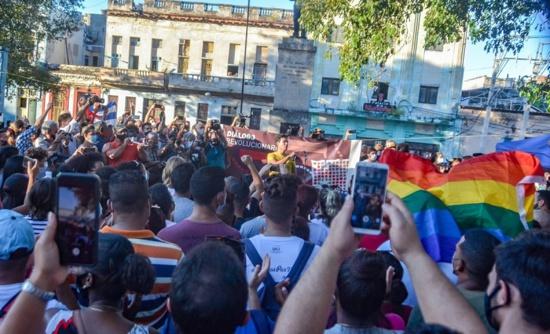 """Tángana en el trillo : """"Pour la défense de la démocratie socialiste"""""""