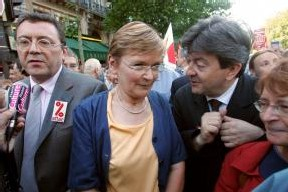 Marie George Buffet Candidate des salariés