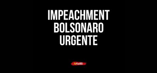 Face à l'effondrement sanitaire au Brésil, des députés lancent une demande de destitution contre Bolsonaro