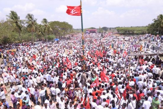 Le drapeau rouge se lèvera t-il de nouveau sur le Tamil Nadu ?