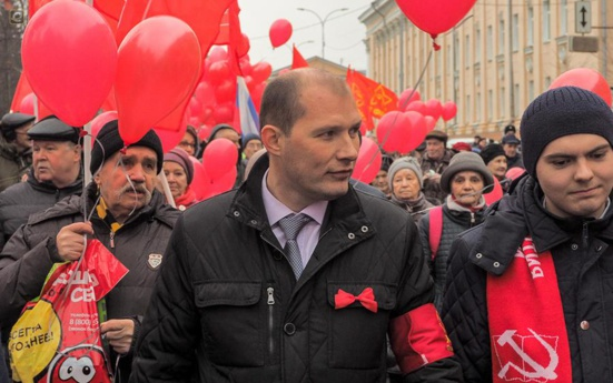 Encore un dirigeant communiste arrêté en Russie
