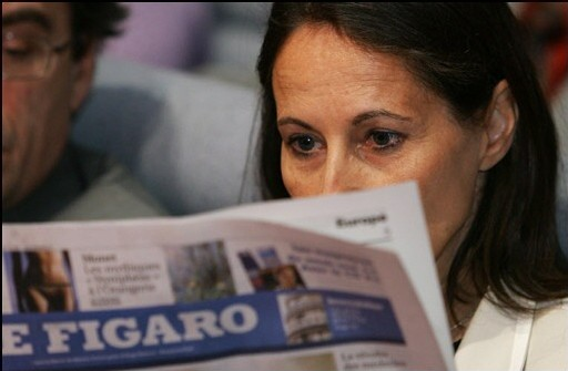 Elle devrait lire l'Huma plutôt que le Figaro