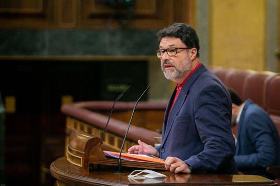 Le député communiste catalan Joan Josep Nuet destitué par la justice espagnole