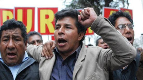 La gauche en tête à l'élection présidentielle au Pérou