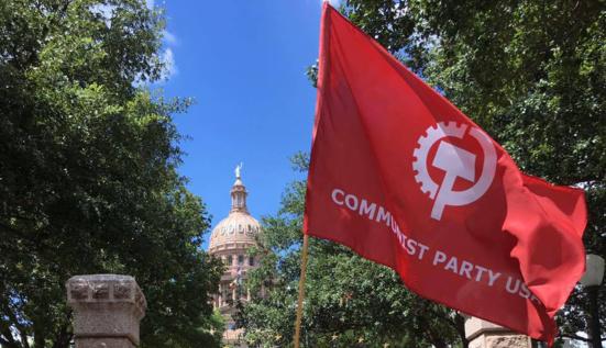 En Virginie, le Parti Communiste des Etats-Unis voit ses effectifs augmenter de 500%