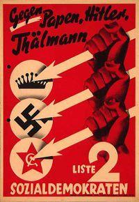 """Il y a 80 ans en Allemagne : Le KPD à l'origine de """"l'action-antifasciste"""""""