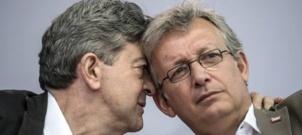 Municipales: le communiste Pierre Laurent admet une divergence avec Mélenchon