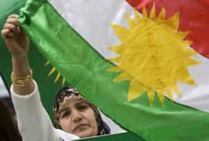 L'étoile rouge sur le Kurdistan irakien