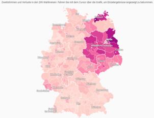 Déroute de Die Linke lors des élections législatives allemandes