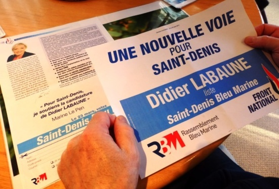 A Saint-Denis, le Front National vote socialiste !