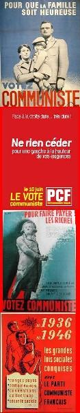 Mon appel à voter communiste et Michel Vaxès