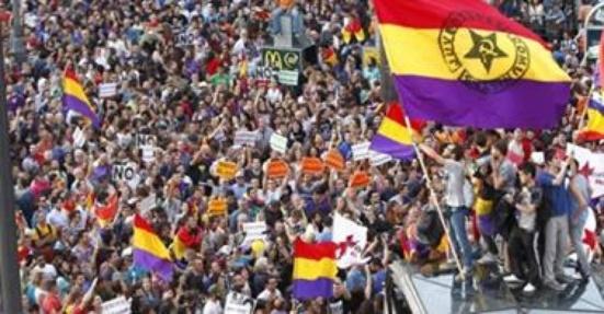 PCF : Pour une rupture démocratique en Espagne