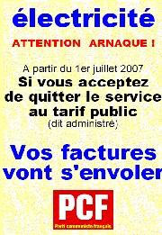 Sécurité d'approvisionnement électrique en France et en Europe