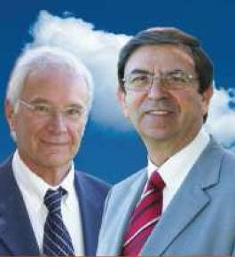 gaby Charroux et Michel Vaxès