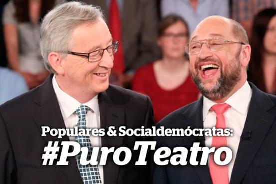 Martin Schulz réélu président du Parlement européen