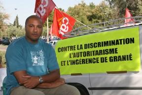 6e jour de grève de la faim d'A.Kehiha qui a saisi la HALDE