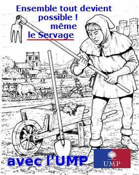 La Droite, c'est le Moyen Âge
