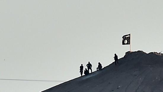 Kobané risque de tomber aux mains des djihadistes, AIDONS LES KURDES !