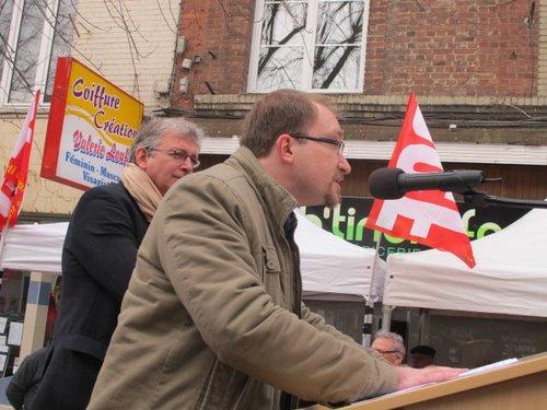 Procès du FN contre David Noël : relaxe pour le secrétaire de section PCF d'Hénin-Beaumont