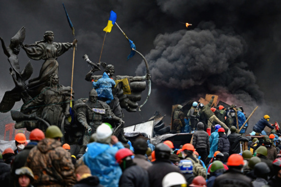 La Nouvelle Ukraine est gérée par les escrocs, les bimbos, les seigneurs de guerre, les lunatiques et les oligarques
