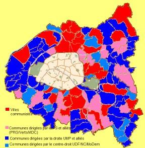 Municipales et cantonales 2008: le grand chantage au lieu de l'union